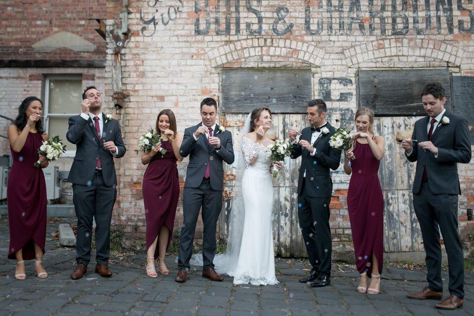 Abbotsford Convent Wedding | Melbourne Photographer