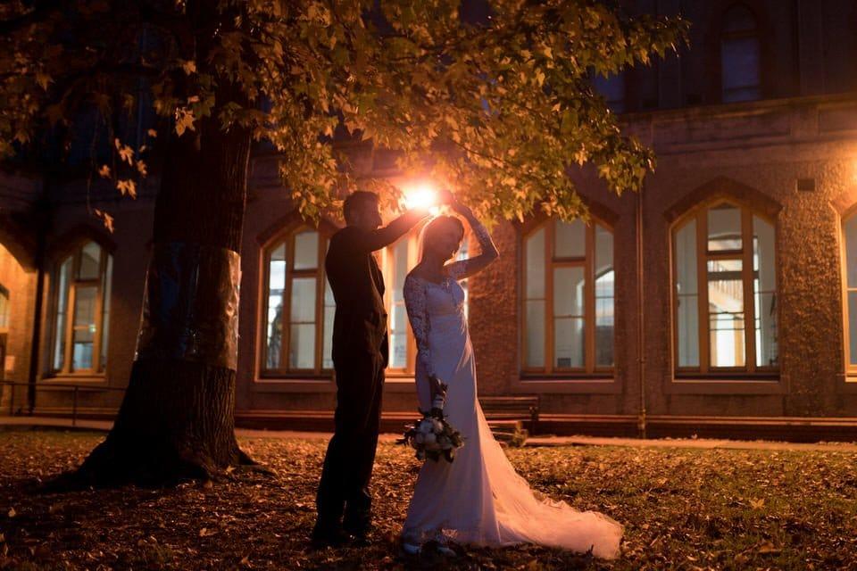 Abbotsford Convent | Ariane & Eric's Wedding Photography