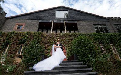 Avalon Castle   Carelle & Richard's Disney Wedding
