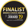Bride's Choice Awards 2019 Finalist