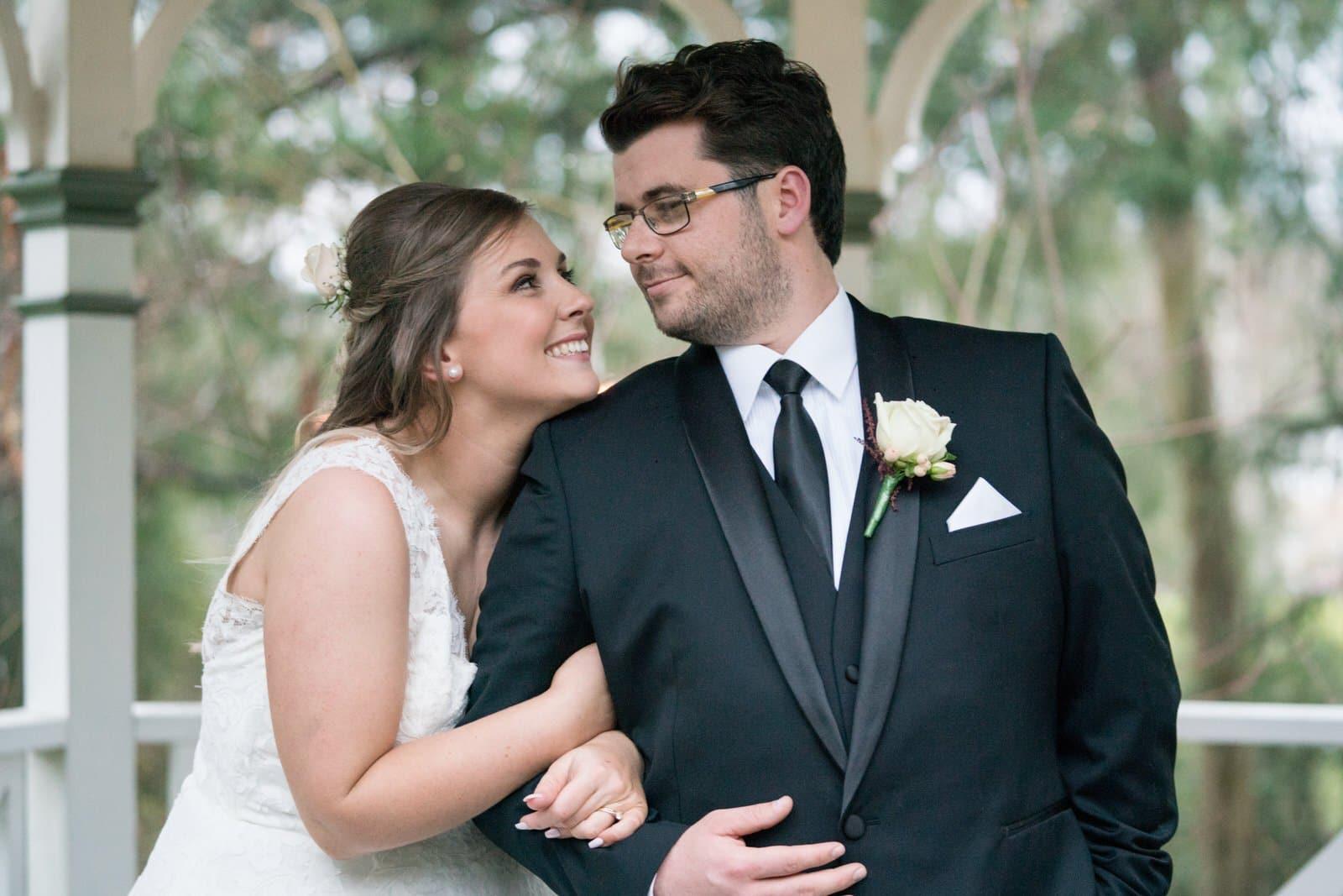 Chateau Wyuna Receptions   Bec & Braidy's Wedding