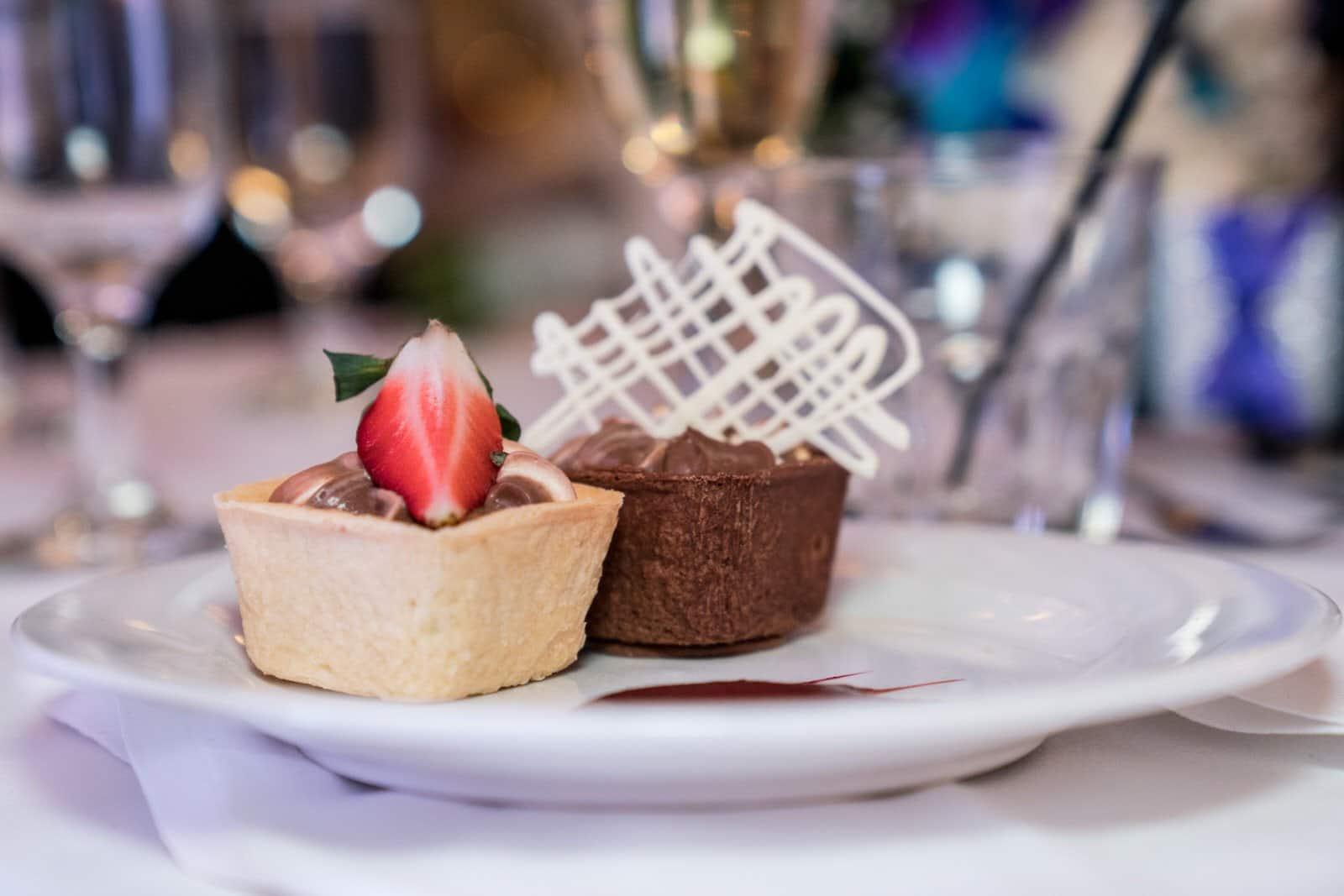 Chateau Wyuna Wedding Reception Dessert