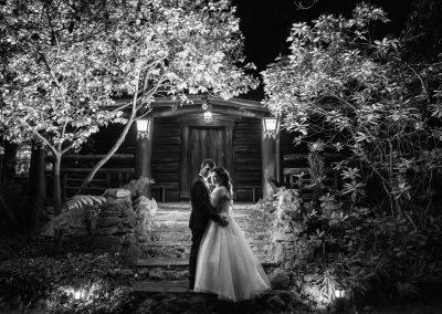 Chateau Wyuna Wedding Reception Night Photography