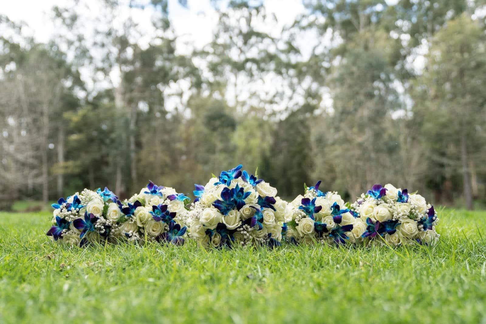 Melbourne Wedding Photographer Flower Bouquets