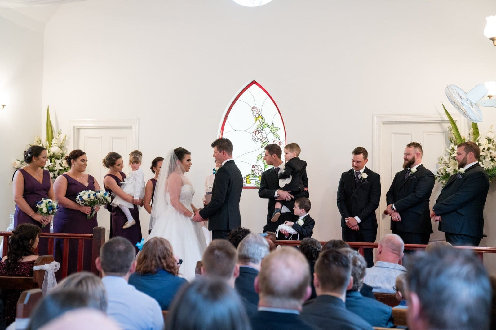 Chateau Wyuna Wedding Ceremony Chapel