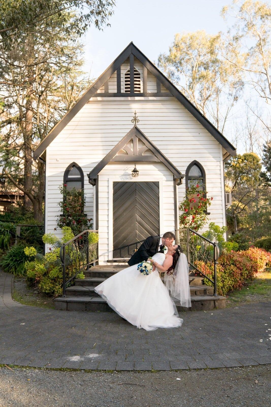 Chateau Wyuna Wedding Chapel