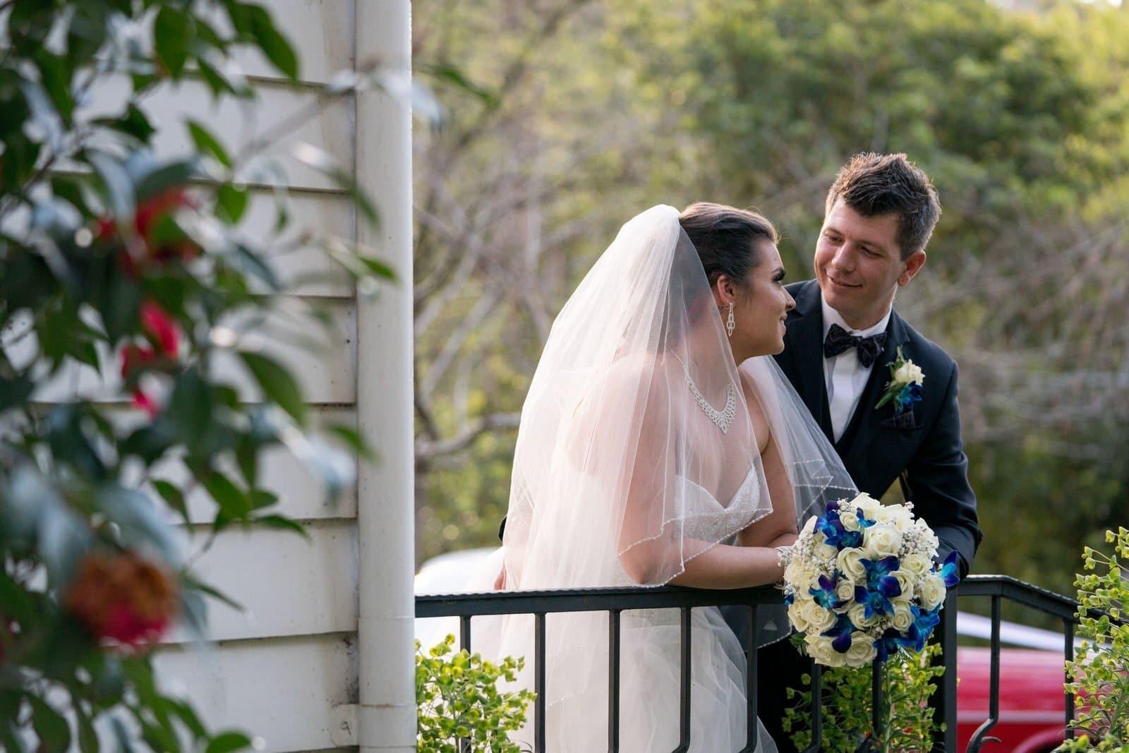 Chateau Wyuna Wedding   Nikeeta & Greg