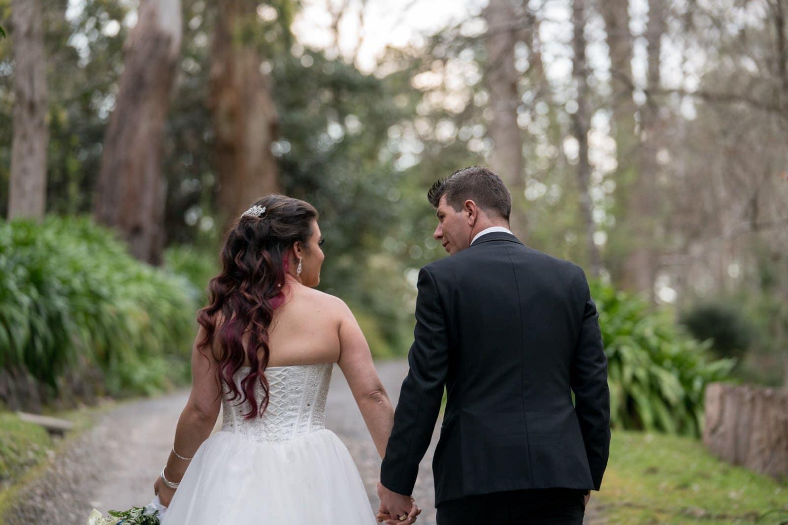 Chateau Wyuna Wedding