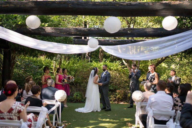 Chateau Wyuna Wedding Photographer
