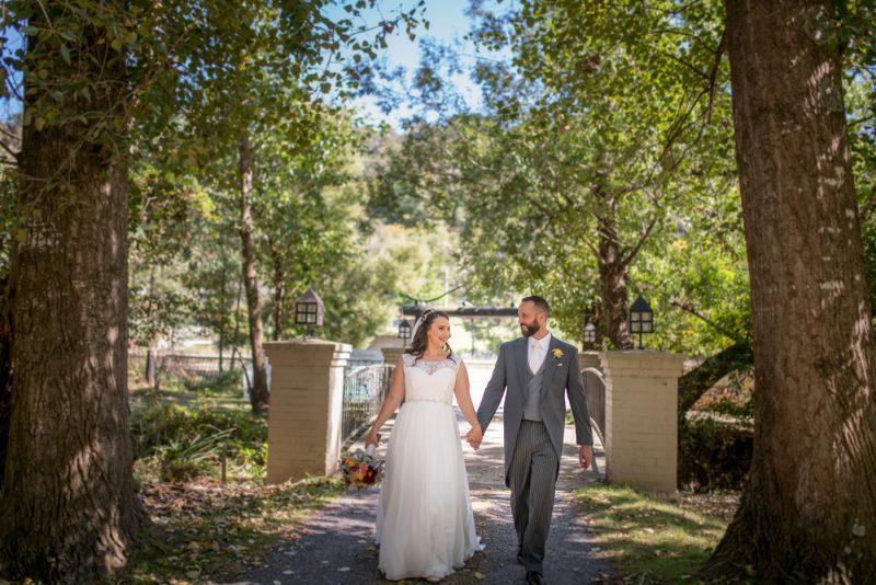 Chateau Wyuna | Elissa & Nick's Wedding Photography