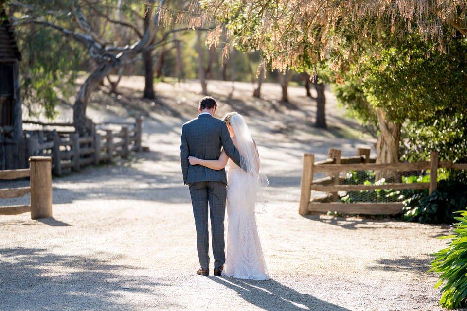 Emu Bottom Homestead Wedding Photographer