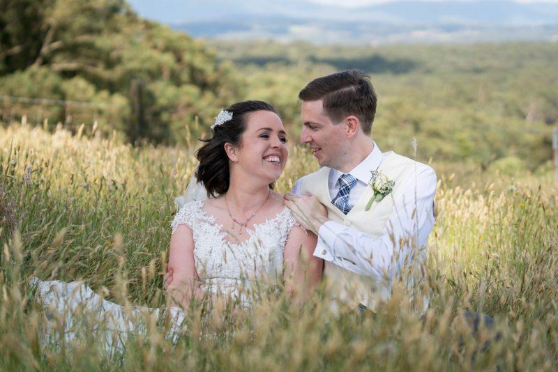 Gum Gully Farm Wedding