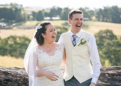 Gum Gully Farm Wedding