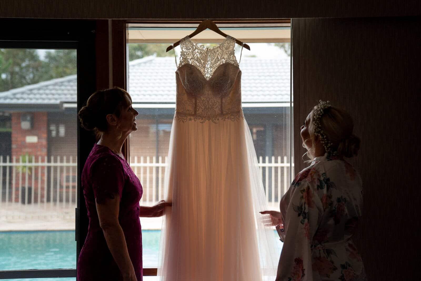 Lilydale Wedding | Wedding Dress