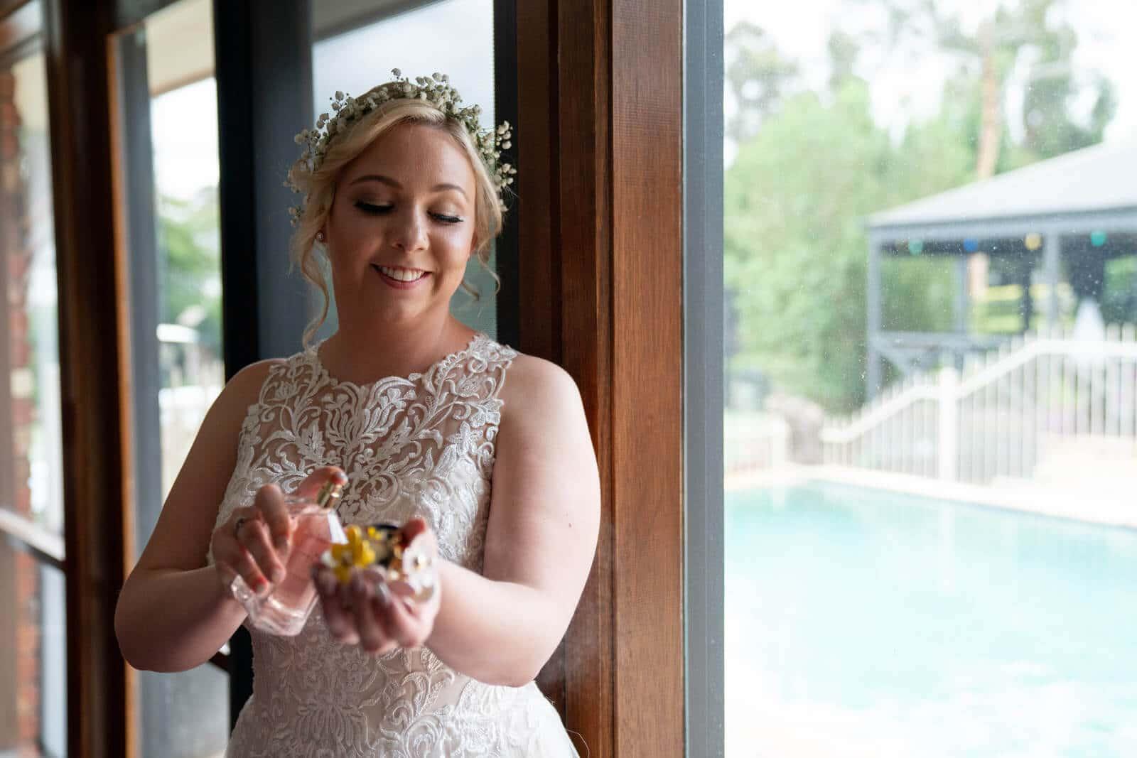 Lilydale Wedding | Bride Prep