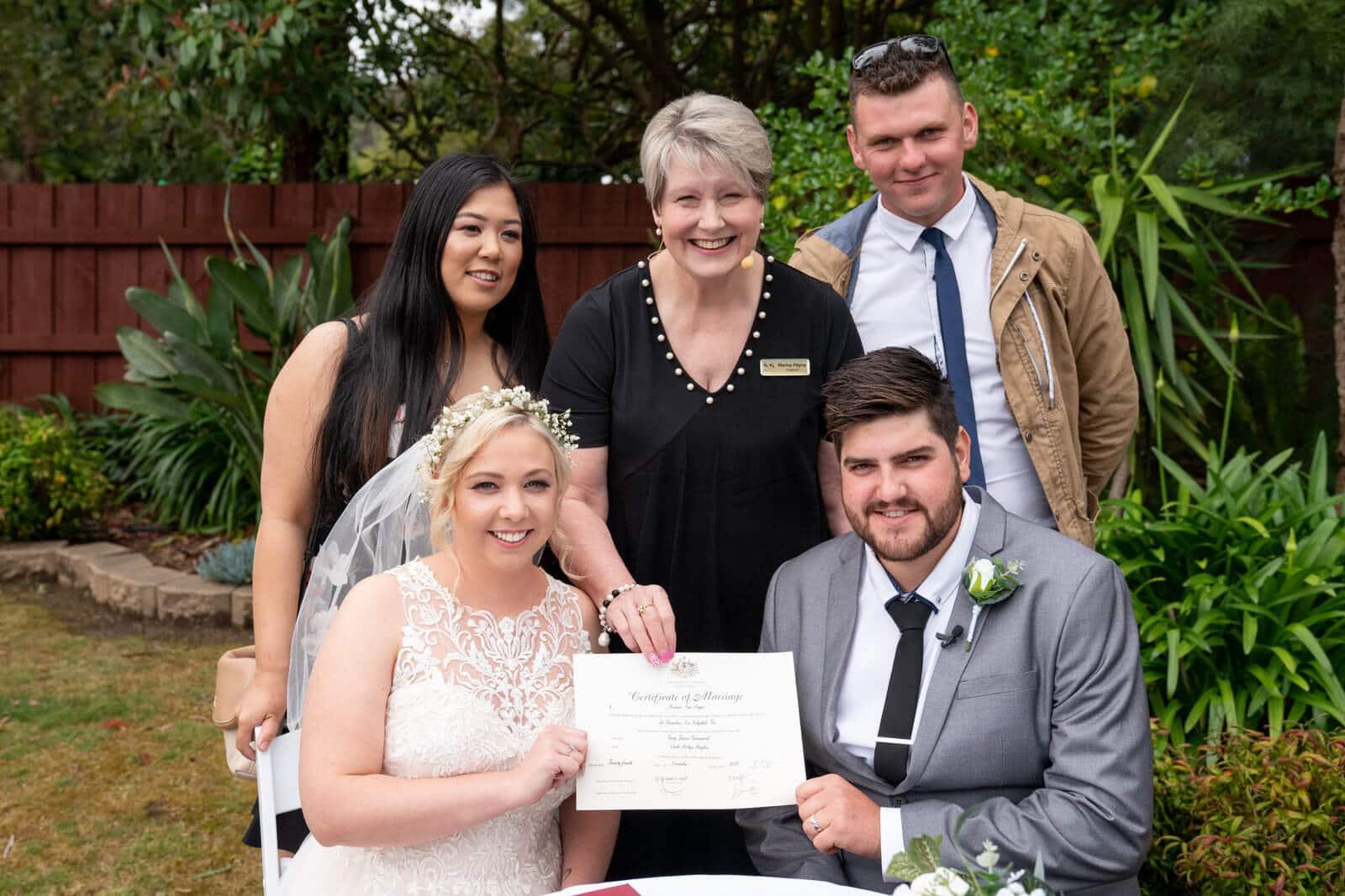 Lilydale Wedding | Wedding Ceremony
