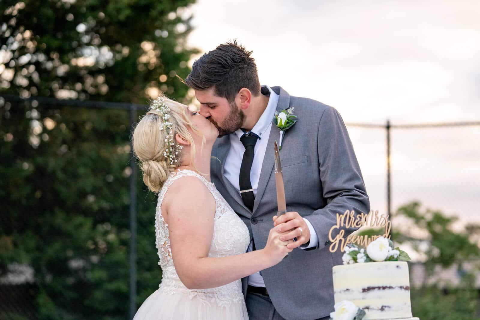 Lilydale Wedding | Cake Cut
