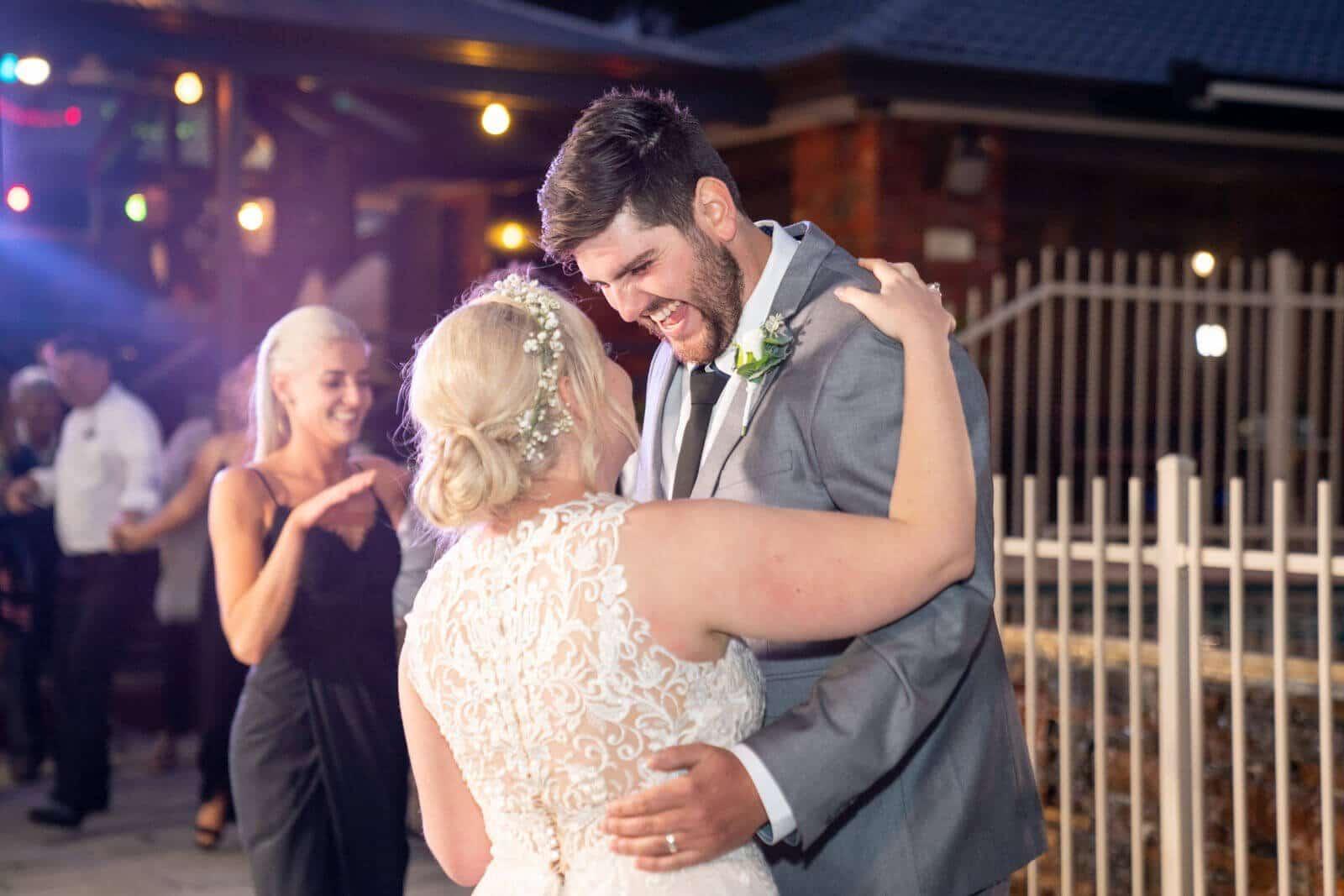 Lilydale Wedding | First Dance