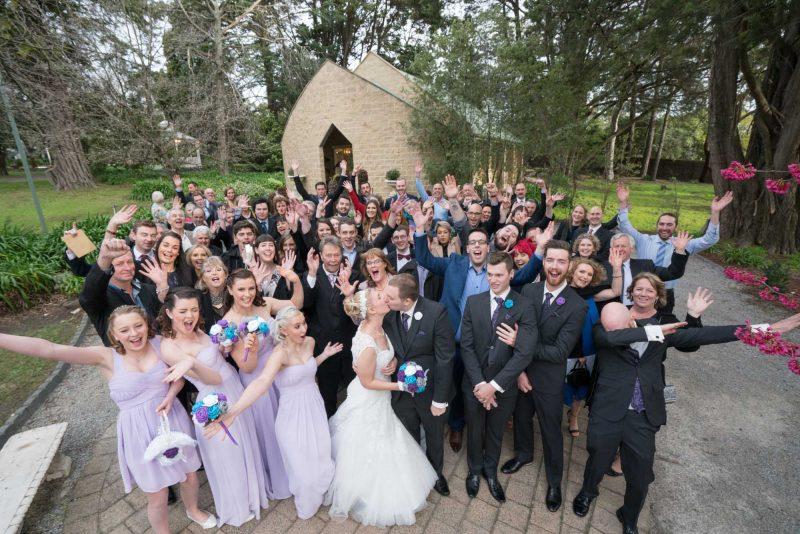 Linley Estate | Melbourne Wedding Photography