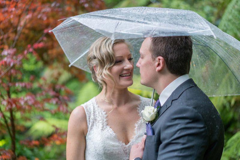 Lyrebird Falls Wedding Photography