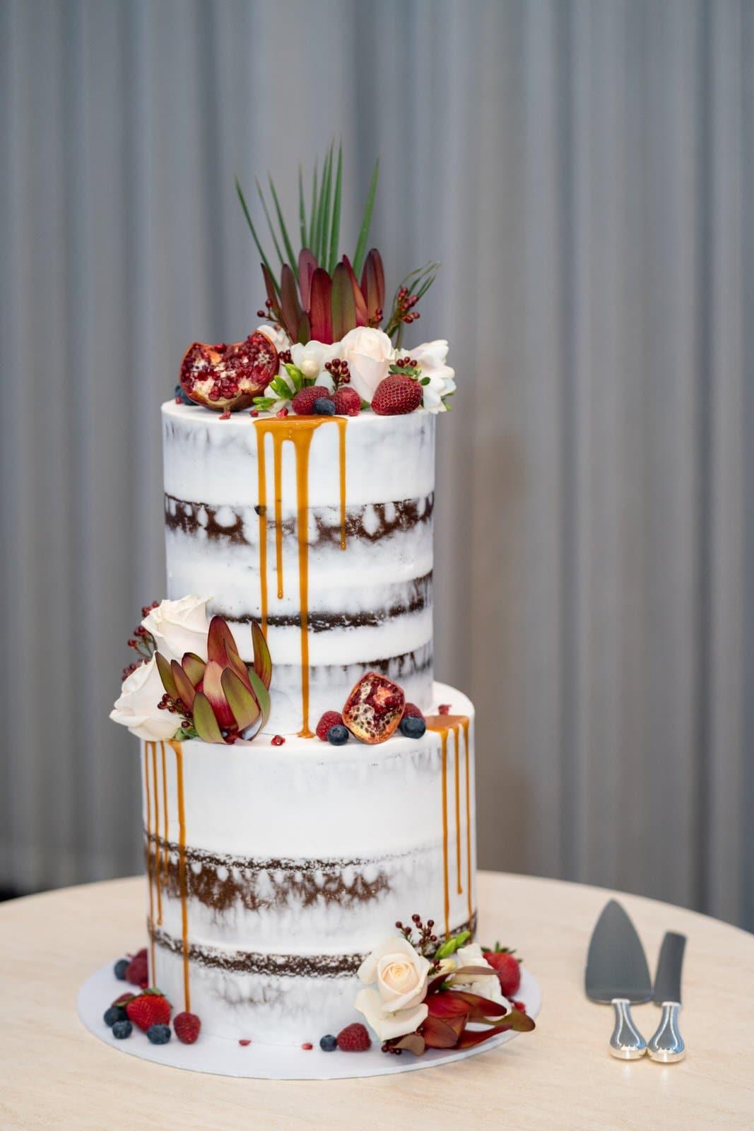Marnong Estate Wedding Cake