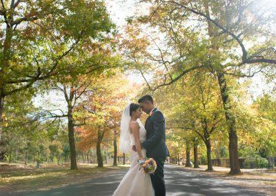 Mt Macedon | Renee & James' Beautiful Wedding