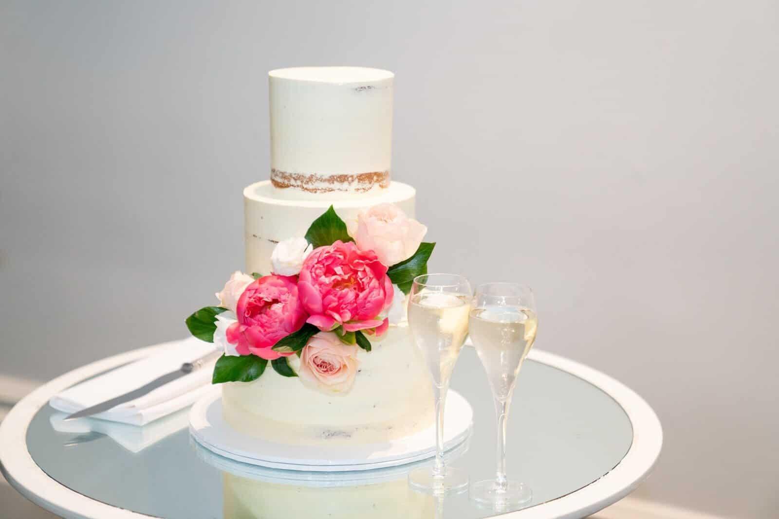 Quat Quatta | Wedding Cake
