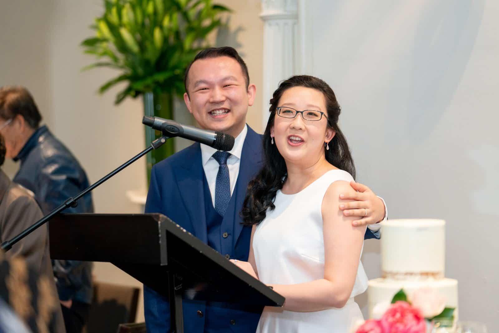 Quat Quatta | Wedding Reception Speeches