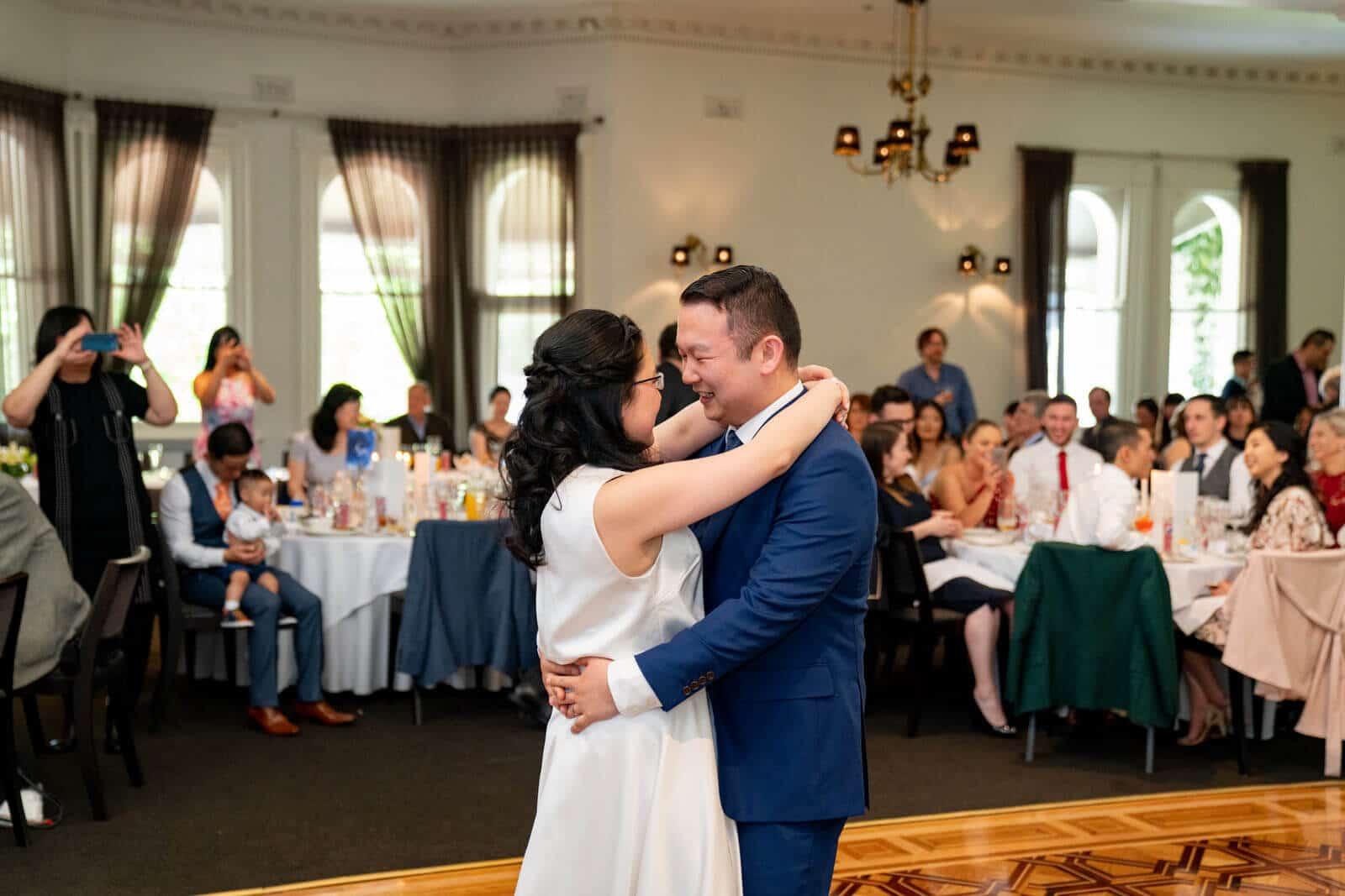 Quat Quatta | Wedding Reception First Dance
