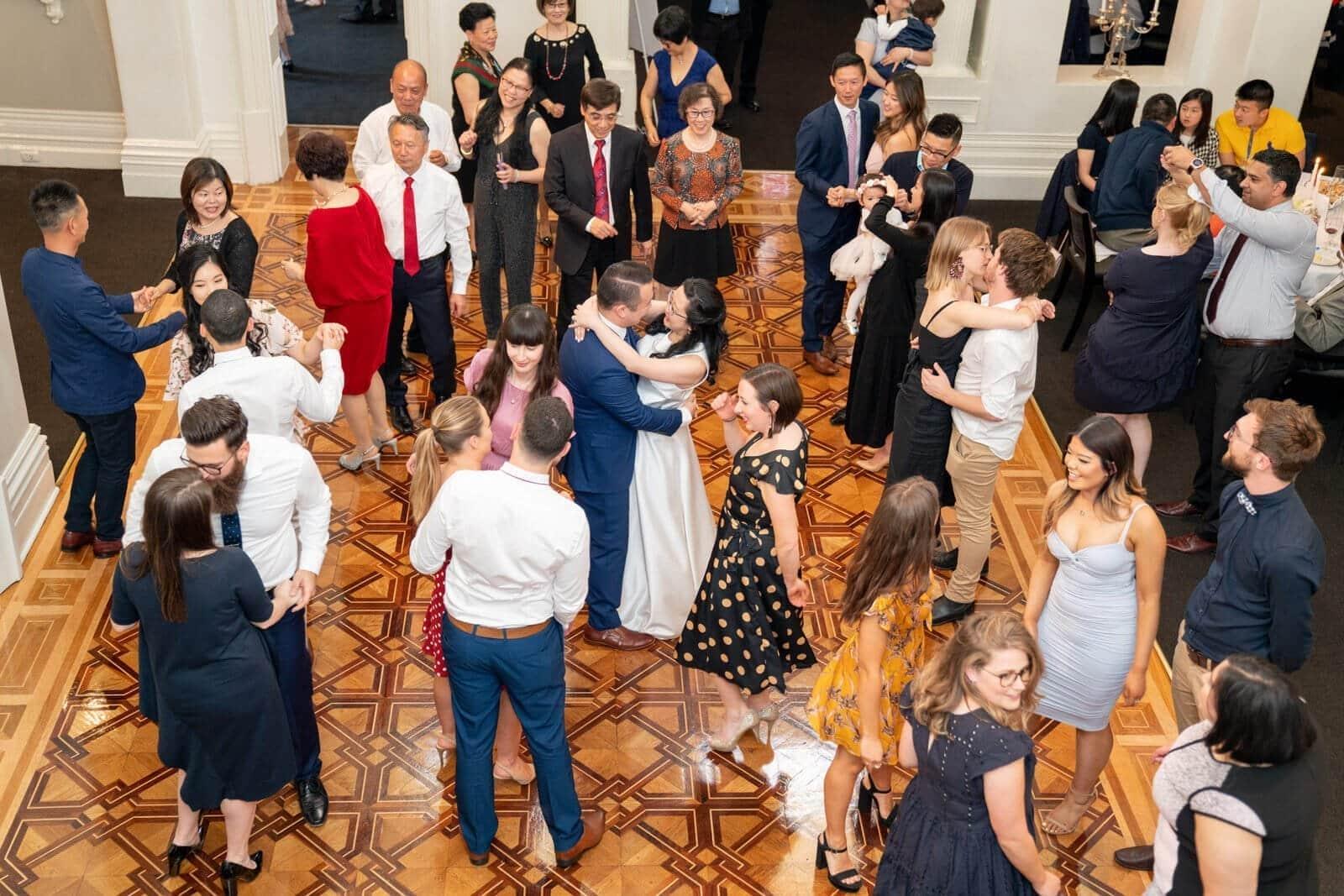 Quat Quatta | Wedding Reception Dancing