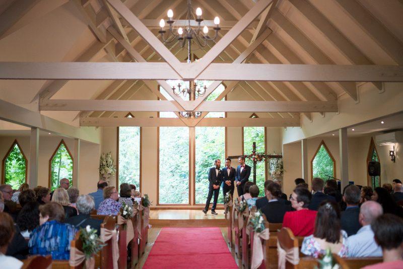 Tatra Receptions | Chapel
