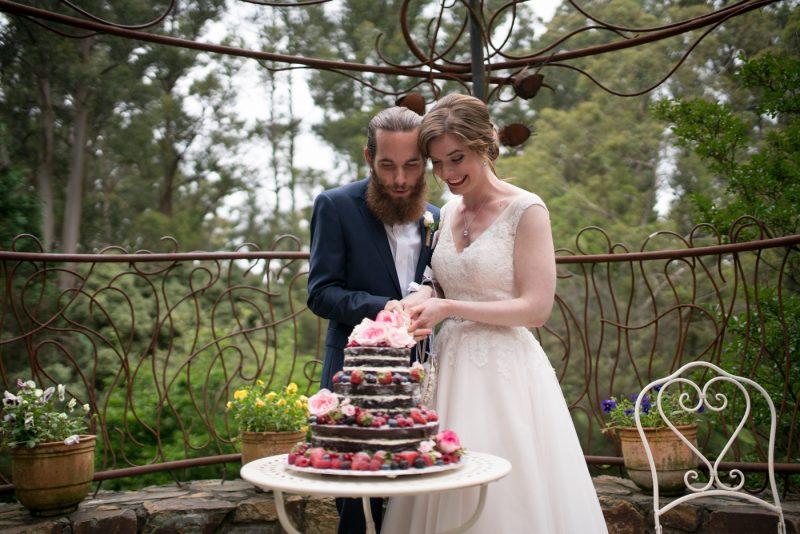 Tatra Receptions | Cake Cut