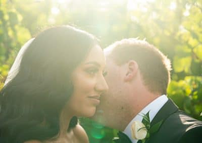 Wedding couple portraits | Vines of the Yarra Valley