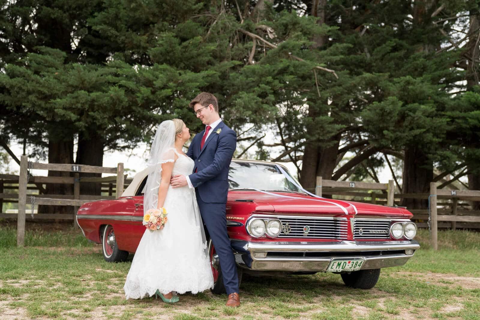 Wandin Park Estate Wedding Photographer