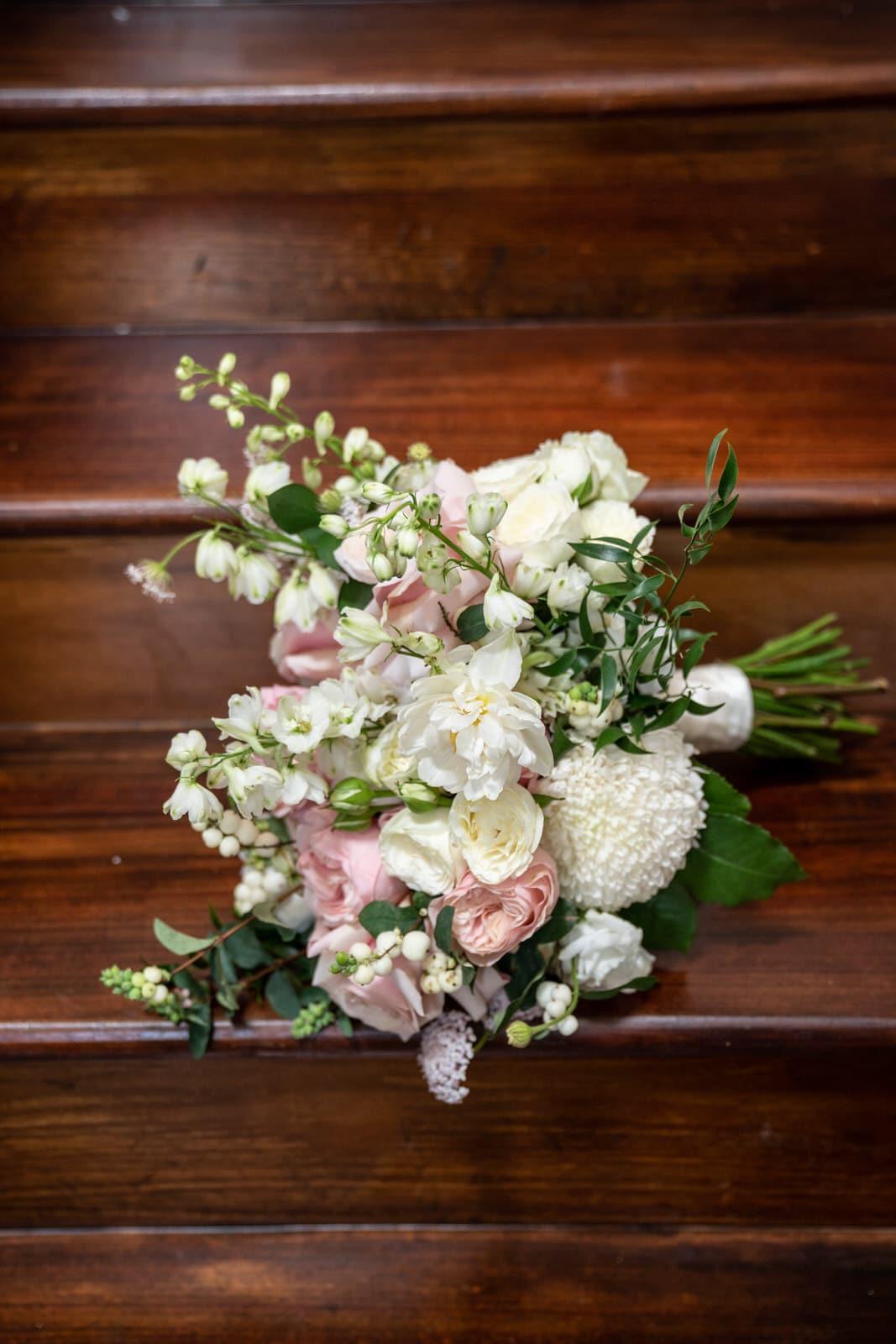 Wedding bouquet flower inspiration