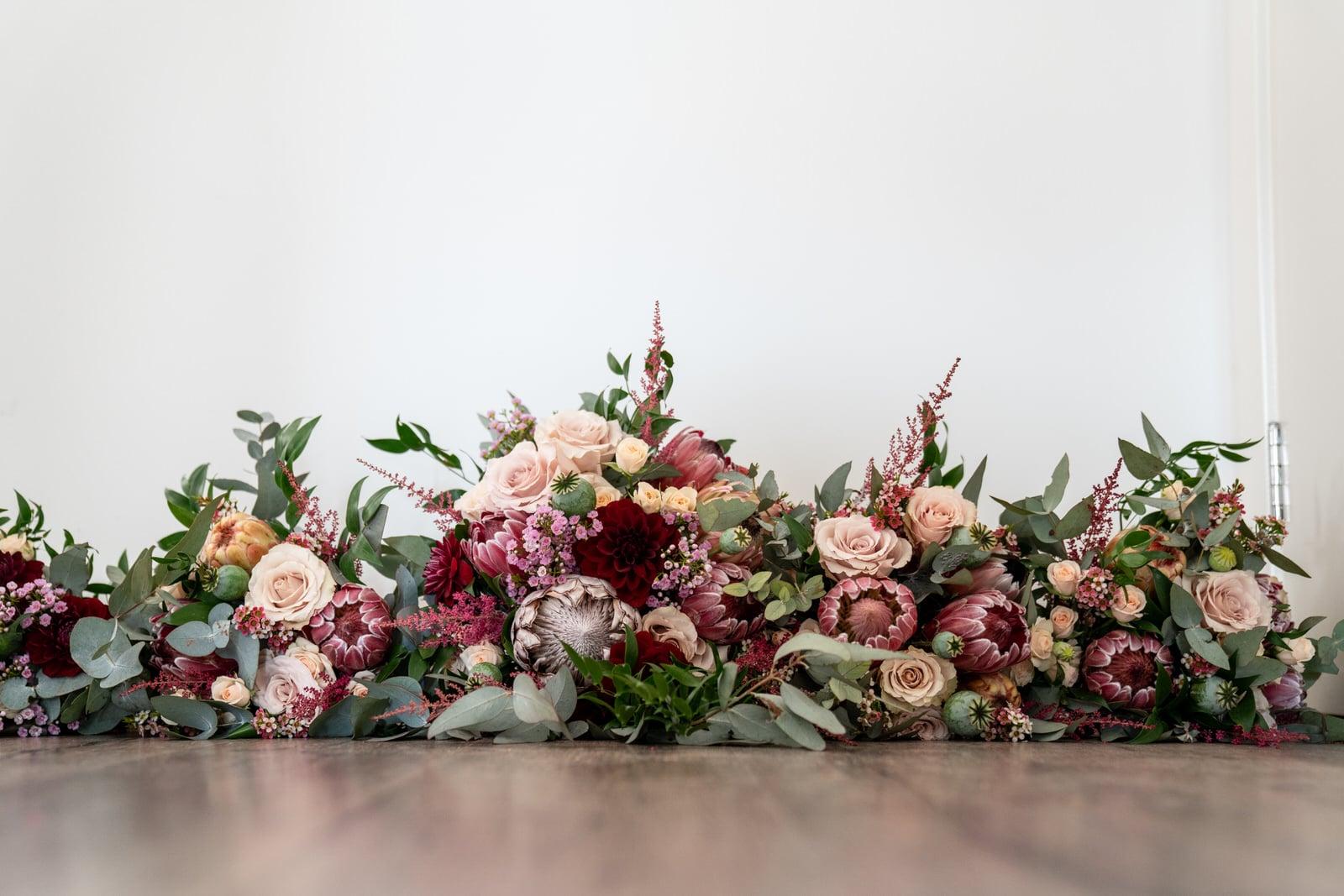 Popular & Styling Australian Native Wedding Bouquets